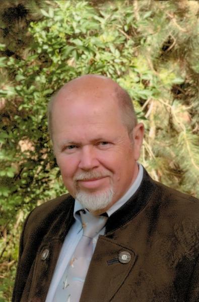 Schatzmeister Reinhard Schill